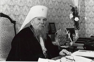Митрополит Ювеналий (Тарасов) в годы служения на Курской кафедре