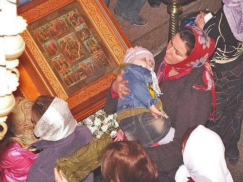 Православные, категоричные, многодетные. Беседа с протоиереем Андреем и матушкой Анной Ромашко
