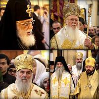 Торжества в честь Святейшего Католикоса-Патриарха всея Грузии Илии II