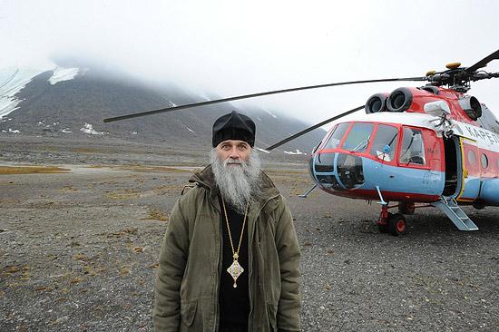 На Земле Франца-Иосифа. Самая северная епархия России.