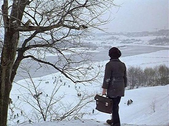 "Кадр из фильма ""Зеркало"""