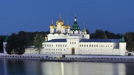 Ипатьевский монастырь.