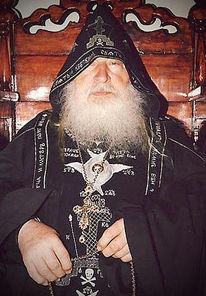 Схиархимандрит Серафим (Томин)