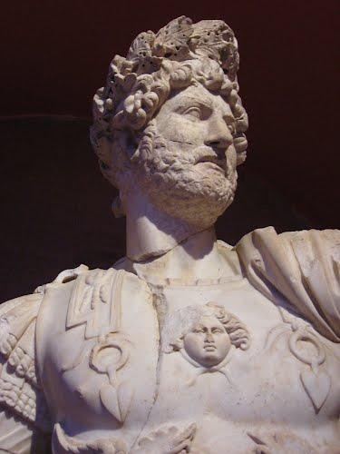 Император Адриан.