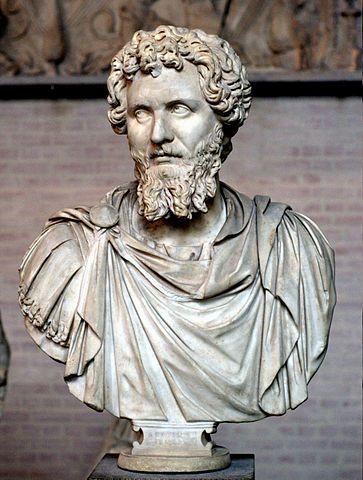 Бюст императора Септимия Севера