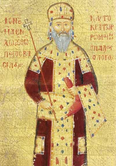 Византийский император Мануил II Палеолог. Константинополь. 1409–1411.