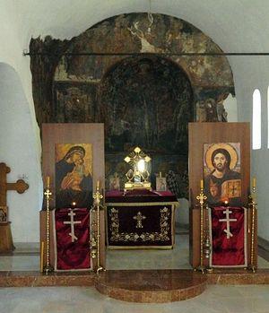 Иконостас Введенского храма