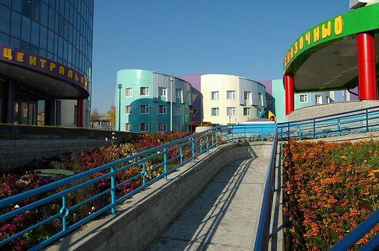 Ханты-Мансийск. Детский сад «Солнышко»