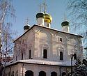 Божественная литургия в Сретенском монастыре в Неделю 34-ю по Пятидесятнице
