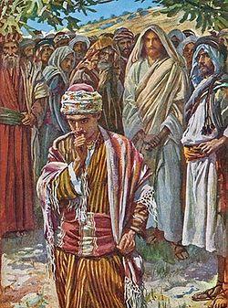 """""""Он же, услышав сие, опечалился, потому что был очень богат"""". (Лк. 18, 23)"""