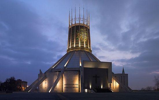 Католический собор в Ливерпуле