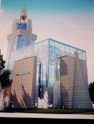 Раскольническая церковь в Киеве