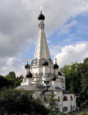 Храм Покрова Пресвятой Богородицы в Медведково