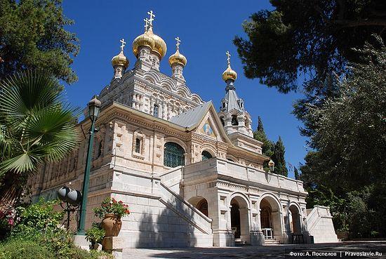 Гефсиманский монастырь. Фото: А. Поспелов / Православие.Ru
