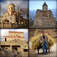 Грузия. Святыни Самтавийско-Горийской епархии
