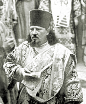 Архидиакон Стефан Гавшев