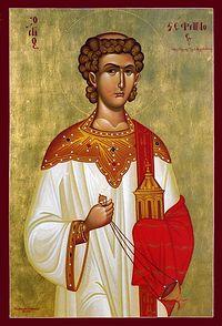 Первомученик архидиакон Стефан