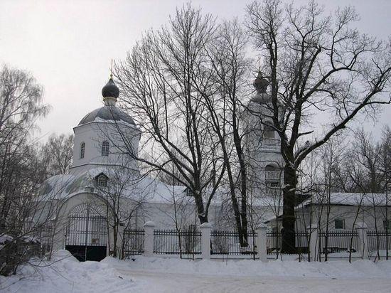Храм Покрова Богородицы в Рубцове