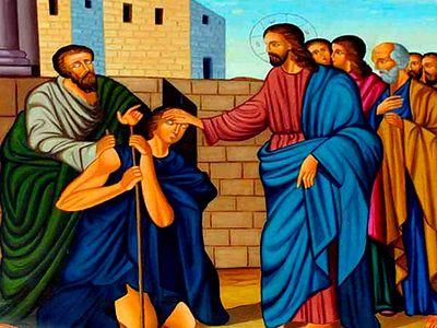 Голос ищущего Христа