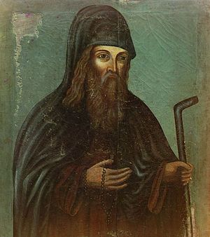 Портрет XVIII века