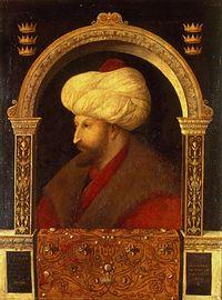 Султан Мехмед II