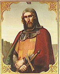 Король Ги де Лузиньян