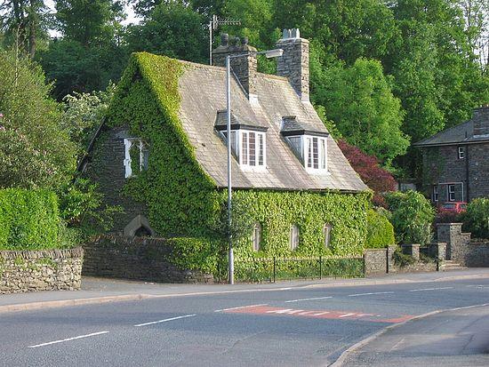 Эмблсайд, графство Кумбрия, Англия.