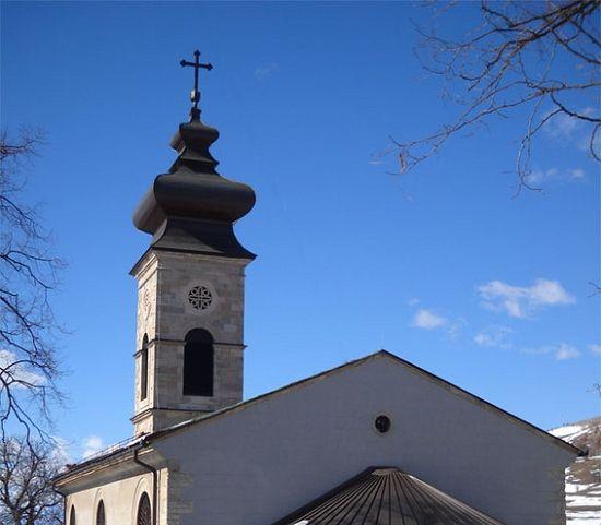 Црква Успења Пресвете Богородице у Ливну