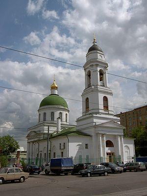 Церковь Флора и Лавра на Зацепе. Фото: Олег Гусаров / Соборы.Ru