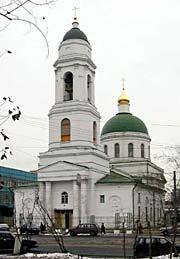 Церковь св. муч. Флора и Лавра на Зацепе. Фото: hram.codis.ru