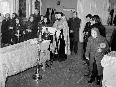 О религиозном возрождении и церковном диссидентстве 1970-х годов
