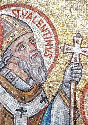Св. мученик Валентин Интерамский