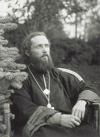 Отец Василий Надеждин