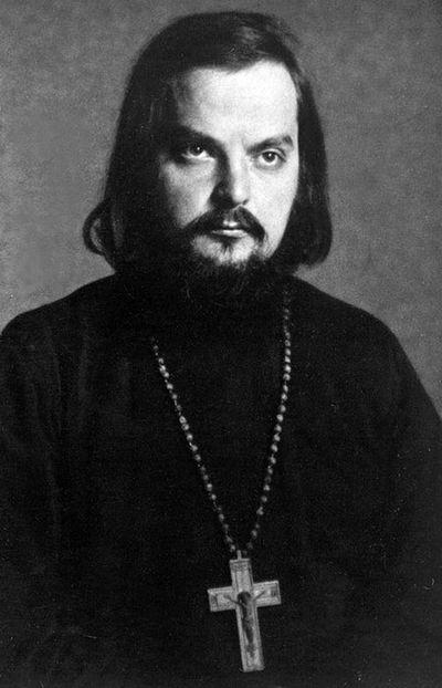 Священномученик Сергий Мечев