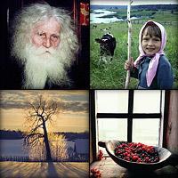 Анатолије Заболоцки. Русија. Села. Градови. Ликови. Земља