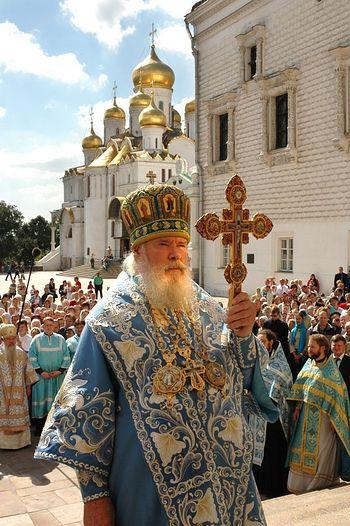 Святейший Патриарх Алексий II. Фото: С.Власов / Патриархия.Ru