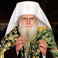 Интронизация Патриарха Болгарского Неофита