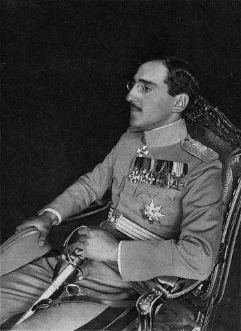 Король Александр Карагеоргиевич