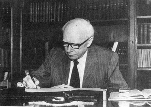 Академик Георгий Острогорский