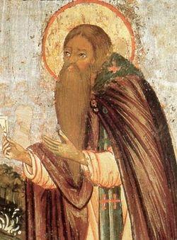 Преподобный Косма Яхромский
