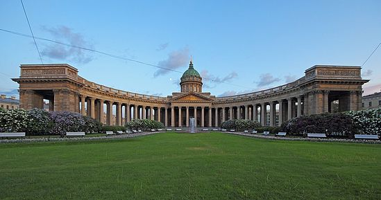 Казанский собор, Санкт-Петербург. Фото: А. Савин