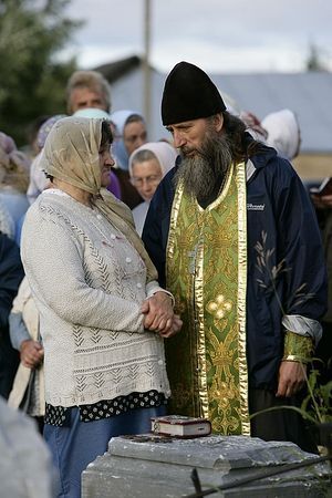 Исповедь. Фото: В. Нестеренко / Православие.Ru