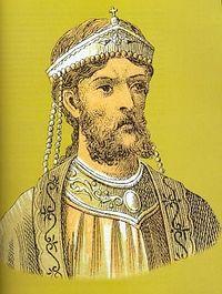 Император Василий II Болгаробойца