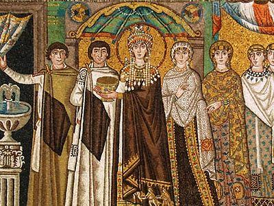 Византийские императрицы