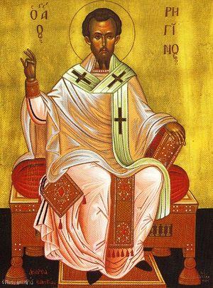 Священномученик Регин, епископ Скопельский