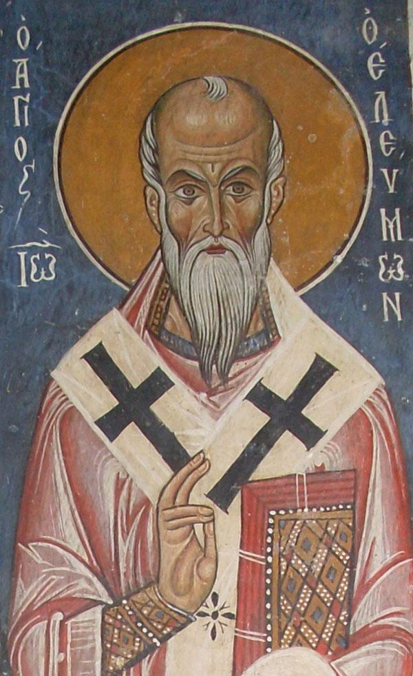 Saint Jean le Miséricordieux