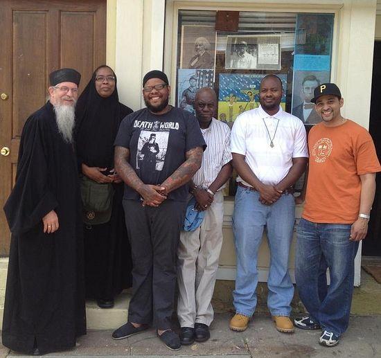 Американские православные миссионеры