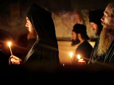 О молитве окамененного сердца