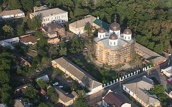 Благовещенский монастырь, г. Нежин