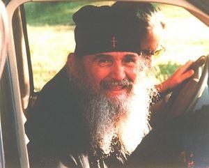 Старец Ефрем Филофейский